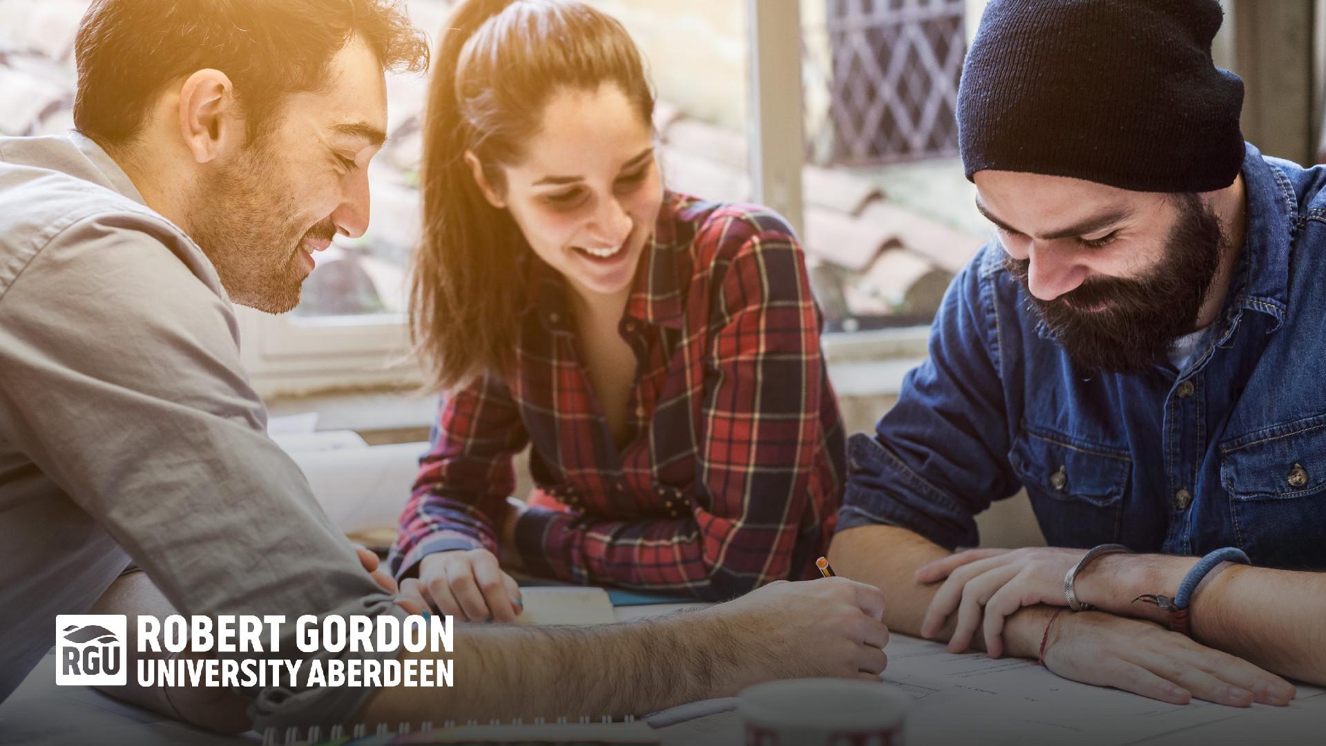 Robert Gordon University Students